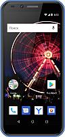 Смартфон Vertex Impress Flash 3G (синий) -