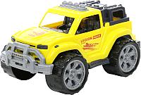 Автомобиль игрушечный Полесье Легион №3 / 76038 (желтый) -