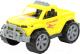 Автомобиль игрушечный Полесье Легион №1 / 76045 (желтый) -