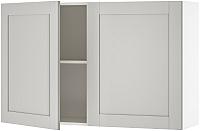 Шкаф навесной для кухни Ikea Кноксхульт 203.485.18 -