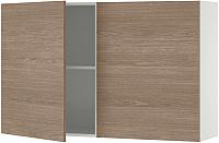 Шкаф навесной для кухни Ikea Кноксхульт 803.485.63 -