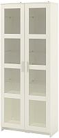 Шкаф с витриной Ikea Бримнэс 104.098.90 -
