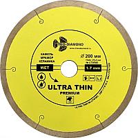 Отрезной диск алмазный Trio Diamond UTW505 -