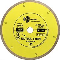 Отрезной диск алмазный Trio Diamond UTW506 -