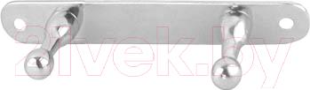 Купить Крючок для ванны Lider, 1110р, Турция, латунь