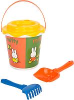Набор игрушек для песочницы Полесье Миффи-2 / 64677 -