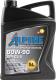 Трансмиссионное масло ALPINE Gear Oil 80W90 GL-5 / 0100702 (5л) -
