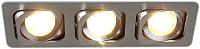 Точечный светильник Elektrostandard 1021/3 MR16 CH -