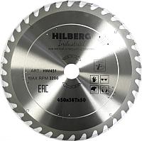 Пильный диск Hilberg HW451 -