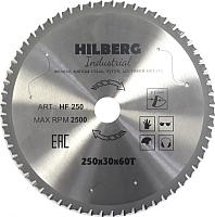 Пильный диск Hilberg HF250 -
