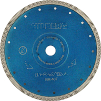 Алмазный диск Hilberg HM407 -