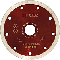 Отрезной диск алмазный Hilberg HM502 -