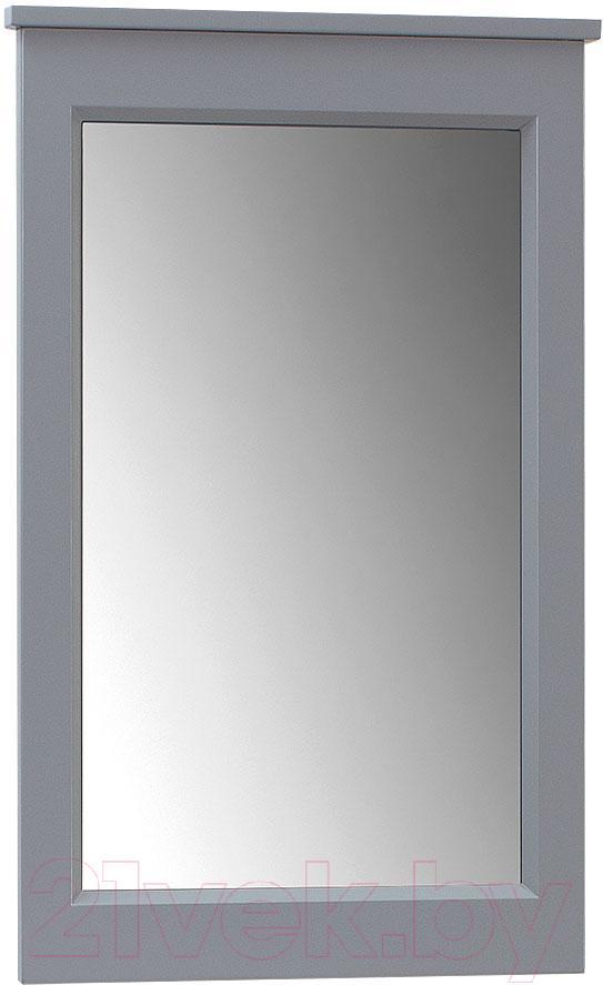 Купить Зеркало для ванной Belux, Болонья В50 (30, железный серый/матовый), Беларусь