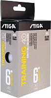 Мячи для настольного тенниса STIGA Training ABS (6шт) -