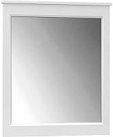 Зеркало для ванной Belux Болонья В70 (18, белый матовый) -