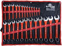 Набор ключей KingTul KT-3026-red -