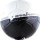 Футбольный мяч Umbro Veloce Supporter Ball 20808U-STT (размер 4, чёрный/белый/серый) -