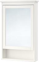 Шкаф с зеркалом для ванной Ikea Хемнэс 603.690.14 -