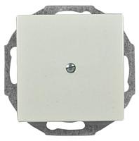 Заглушка ABB Basic 55 1715-0-0312 (белый) -