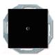 Заглушка ABB Basic 55 1715-0-0315 (шато-черный) -