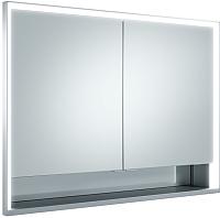 Шкаф с зеркалом для ванной Keuco Royal Lumos 14314171301 -