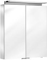Шкаф с зеркалом для ванной Keuco Royal L1 / 13603171301 -