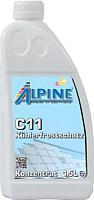 Антифриз ALPINE Kuhlerfrostschutz C11 / 0101141B (1.5л, синий) -