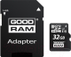 Карта памяти Goodram microSD (Class 10) 32GB / M1AA-0320R12 + адаптер -