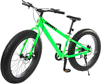 Велосипед Forsage FB26003 (салатовый) -