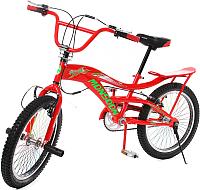 Велосипед Forsage FB18001 (красный) -
