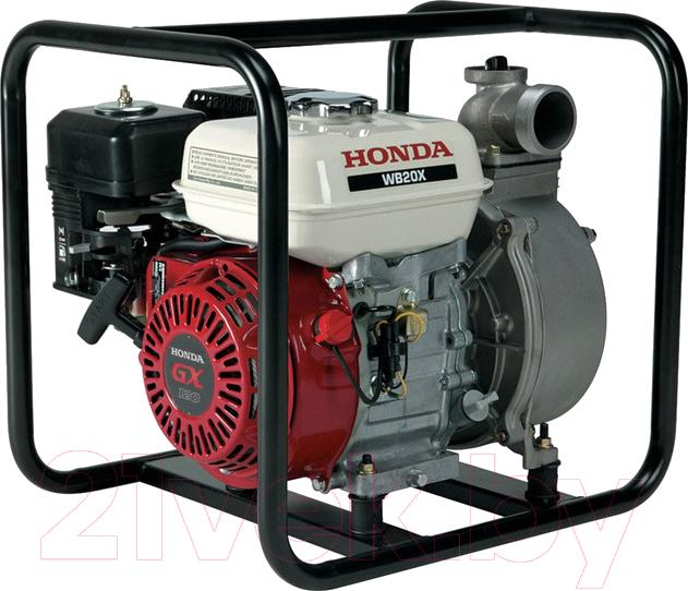 Купить Мотопомпа Honda, WB20XT3-DRX, Япония