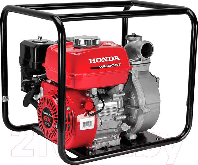 Купить Мотопомпа Honda, WH20XTEFX, Япония