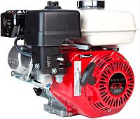 Двигатель бензиновый Honda GX160H1-QMPB-OH -