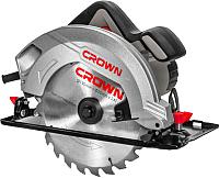 Дисковая пила CROWN CT15188-190 -