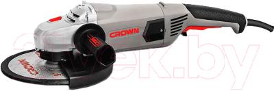 Угловая шлифовальная машина CROWN CT13500-230S