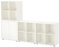 Комплект мебели для жилой комнаты Ikea Экет 191.894.74 -