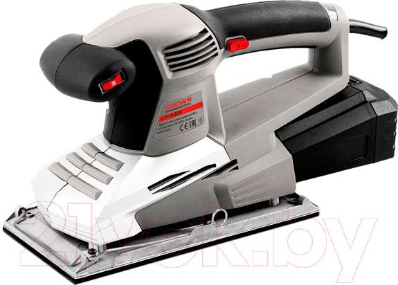 Купить Вибрационная шлифовальная машина CROWN, CT13401, Китай