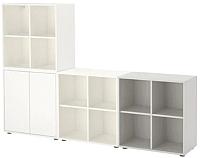 Комплект мебели для жилой комнаты Ikea Экет 191.909.34 -