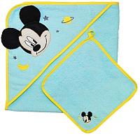 Комплект для купания Polini Kids Disney baby Микки Маус 2 (бирюзовый) -