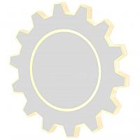 Бра Elektrostandard Gear L MRL LED 1100 (белый) -
