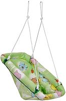 Качели для новорожденных Фея Гамак комфорт (зеленый) -