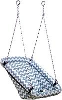 Качели для новорожденных Фея Гамак комфорт (серый) -