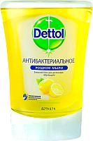 Мыло жидкое Dettol No Touch Цитрус (250мл, сменный блок) -