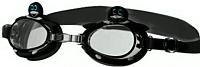 Очки для плавания Novus NJG-103 (черный/пингвин) -