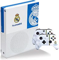 Игровая приставка Microsoft Xbox One S 1ТБ Реал 1902 + геймпад Xbox One Реал 1902 -