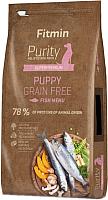 Корм для собак Fitmin Purity Grain Free Fish (12кг) -