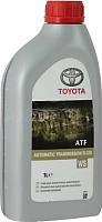 Трансмиссионное масло TOYOTA ATF WS / 08886-81210 (1л) -