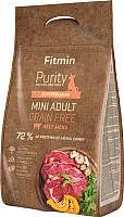 Корм для собак Fitmin Purity Mini Adult Beef (800г) -