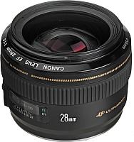 Стандартный объектив Canon EF 28mm f/1.8 USM -