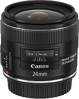 Широкоугольный объектив Canon EF 24mm f/2.8 IS USM -